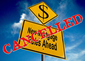 new mortgage rules cancelled