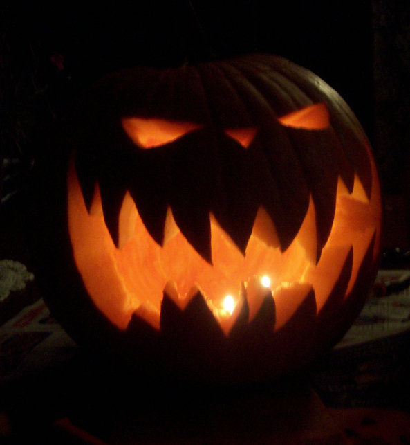 Scary Pumkins: Seivo Web Search Engine
