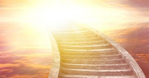 a ladder to heaven