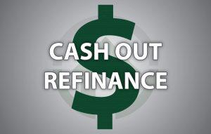 cashout refinance texas
