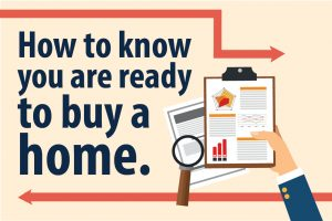 How to know you are ready to buy a home