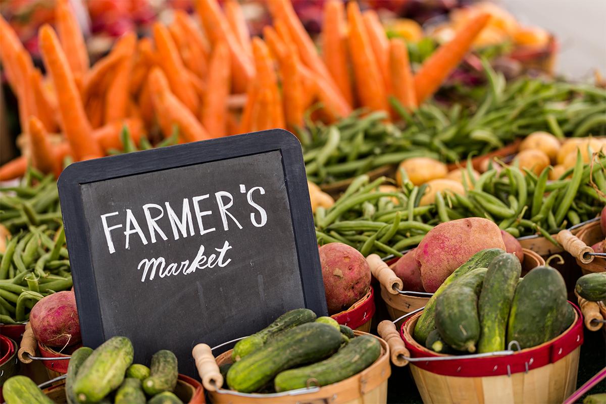 Farmers Market Healthy Home