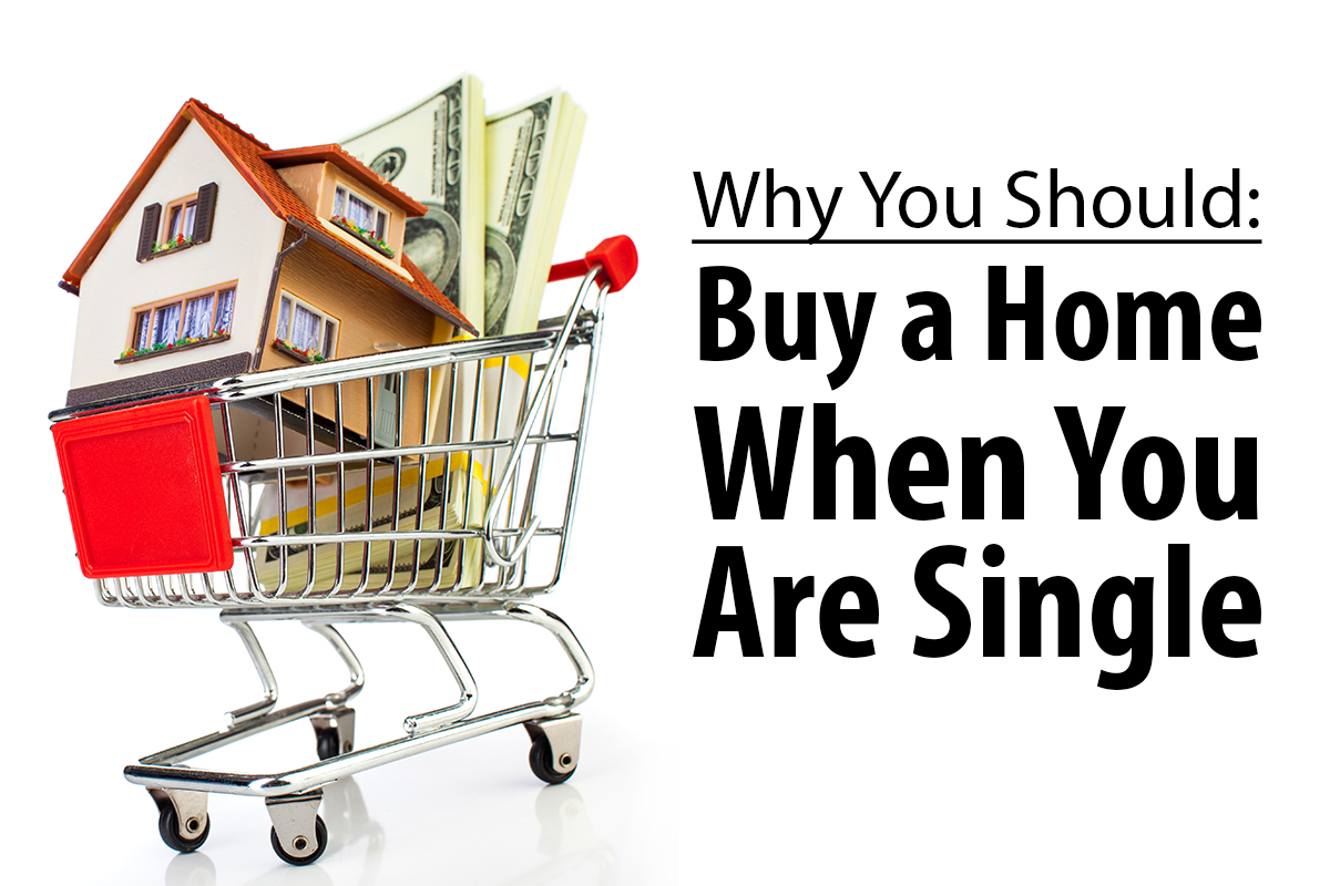 buying a home as a single person