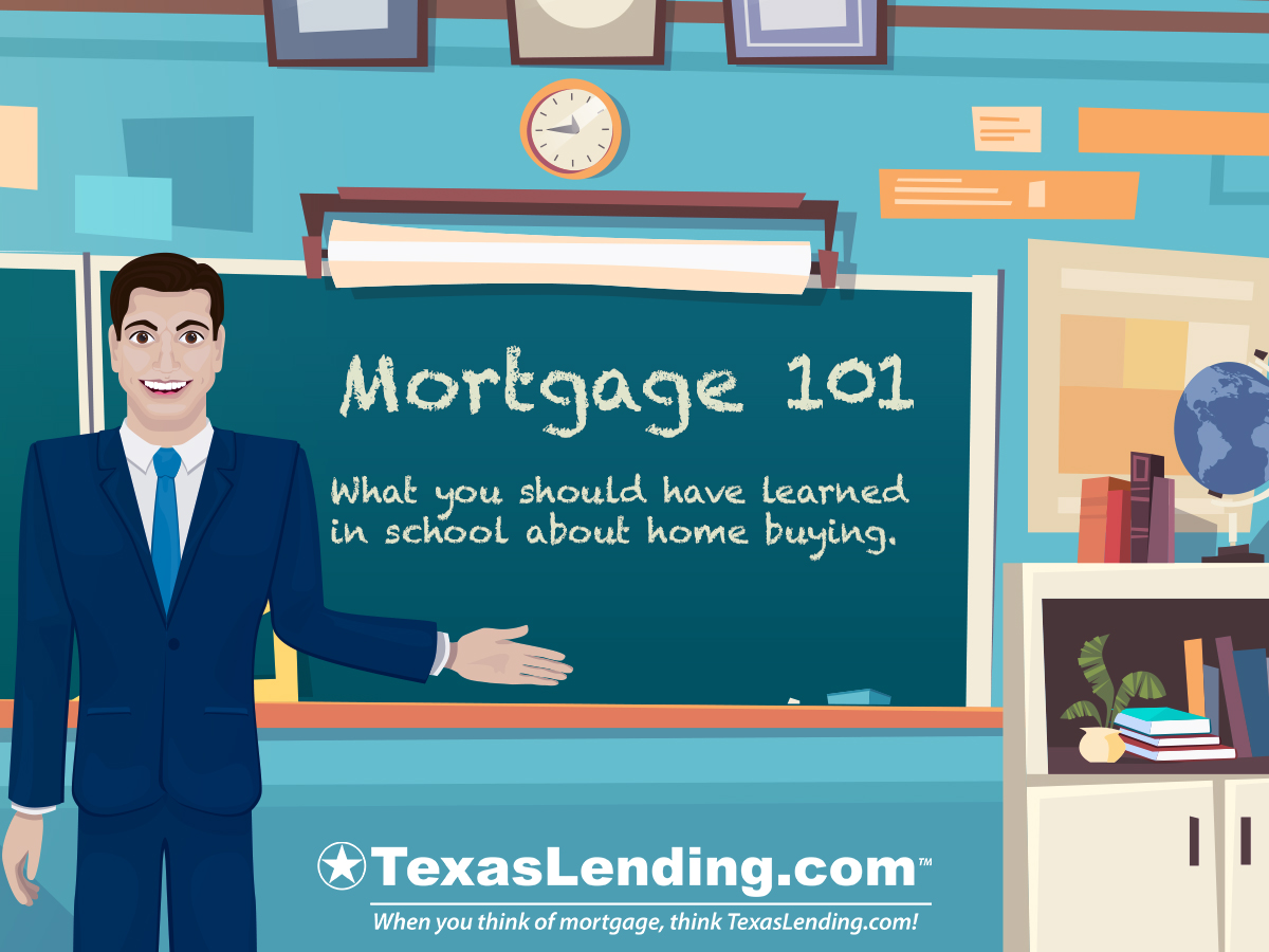 What you should have learned in school about mortgage
