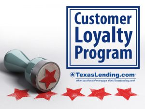 Customer Loyalty Texas Lending
