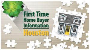 Houston first time home buyer
