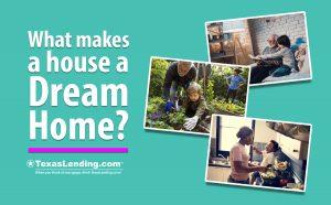 What makes a house a dream home?