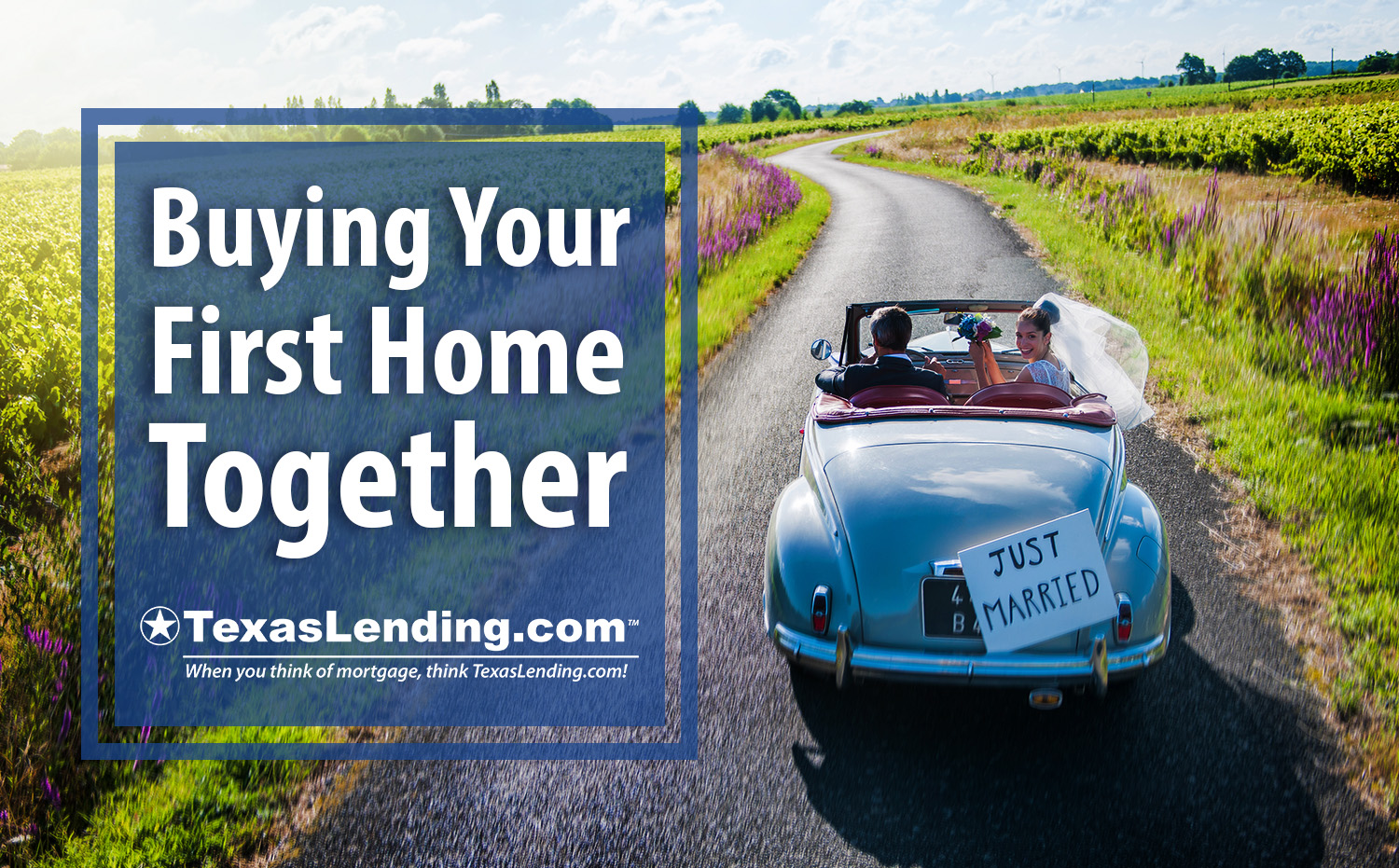 buying our first home together - marriage credit score