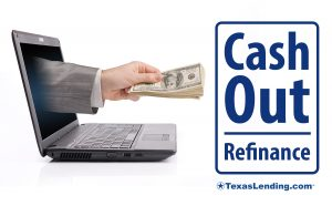 Cash out refinance home equity
