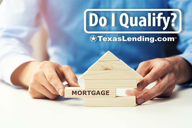 qualify for a mortgage