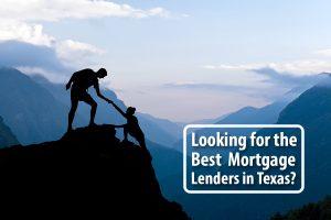 mortgage lenders in Texas