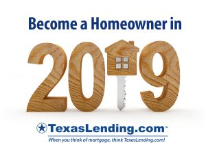 Become a Homeowner in 2019
