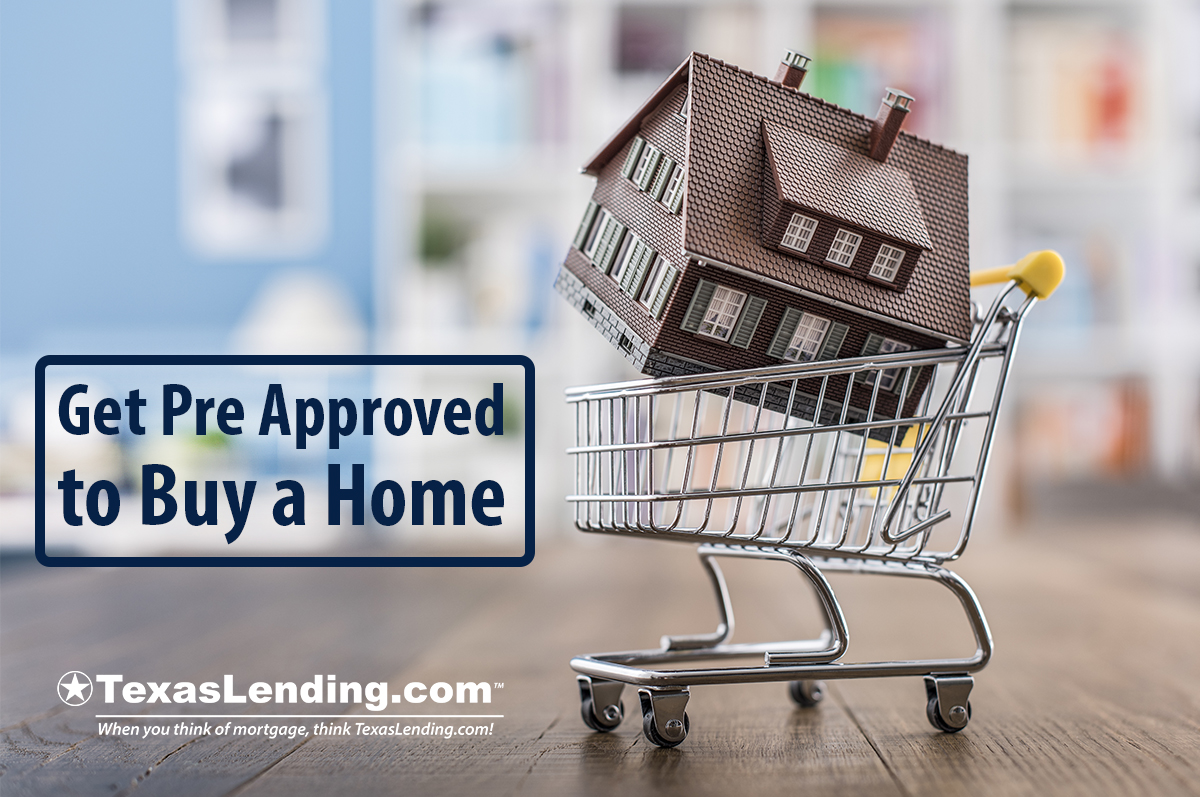 get pre approved to buy a home
