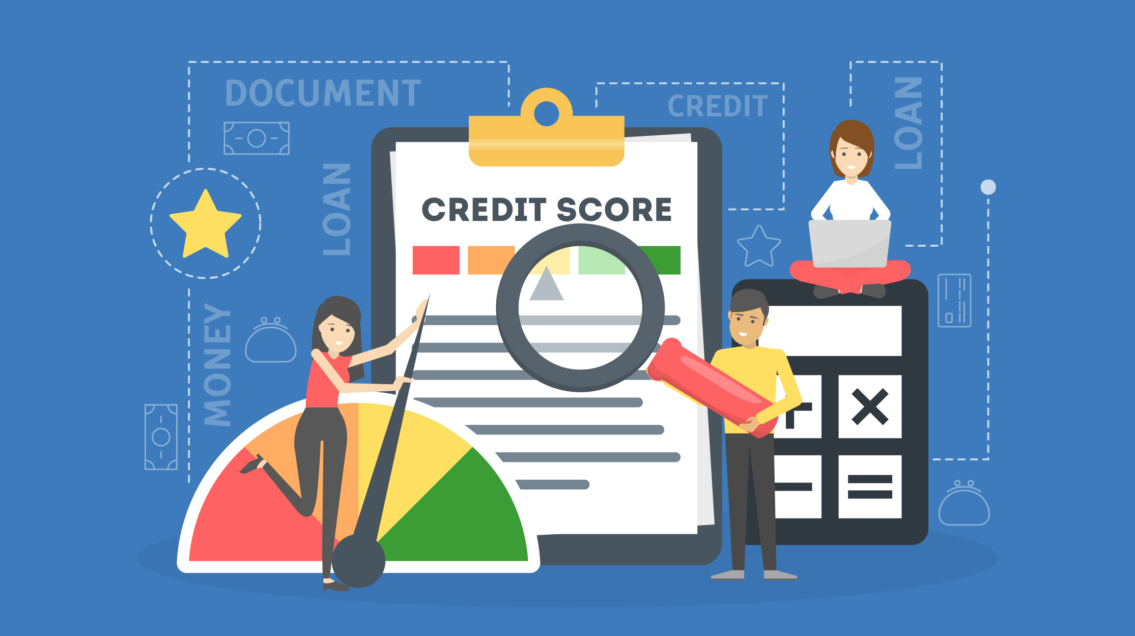 Clean Up Your Credit Score Before Home Buying Texaslending Com