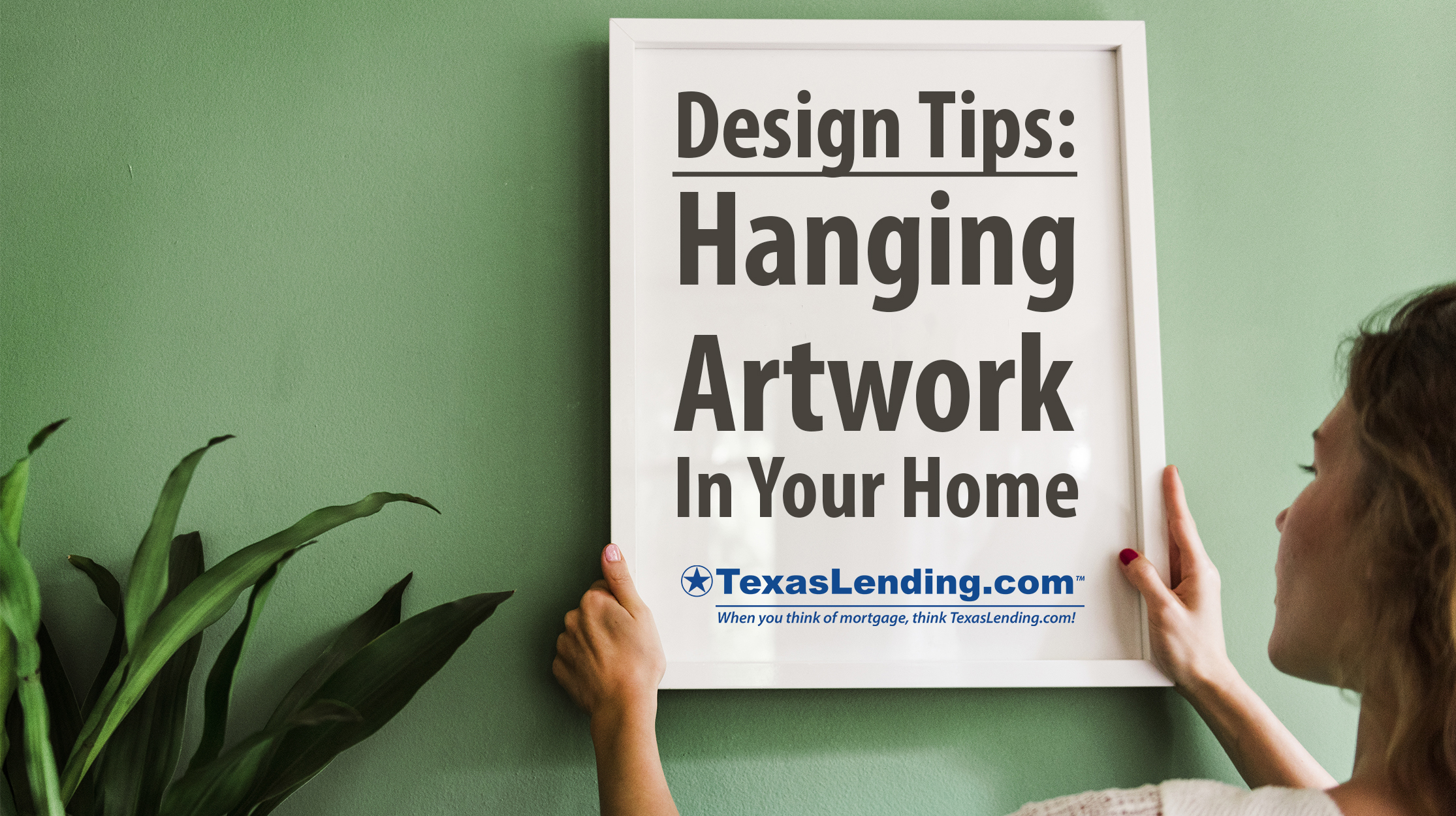 Design tips for hanging artwork in your home