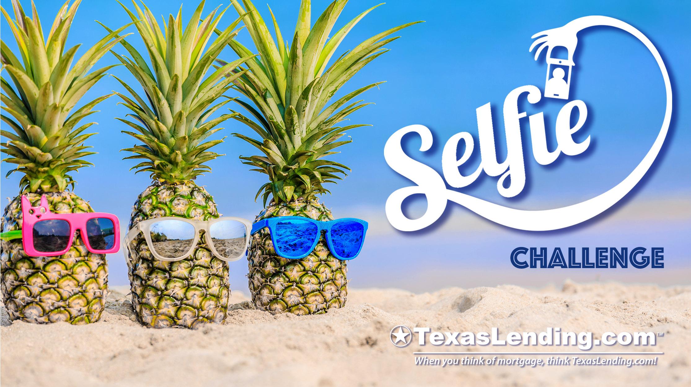 Summer Selfie Challenge