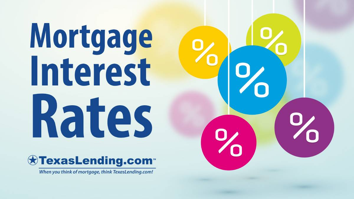 Mortgage Interest Rates - Buying & Refinancing