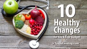 Healthy Changes for you and your budget