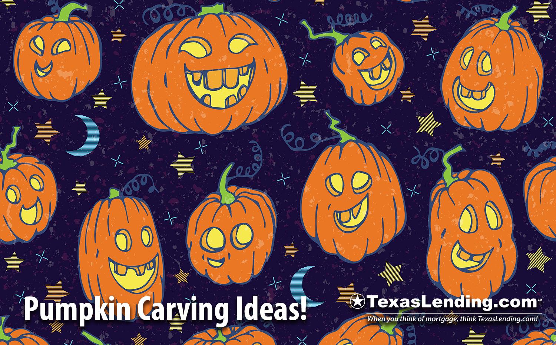 Pumpkin Carving Ideas Texaslending Com