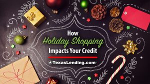 How holiday shopping impacts your credit