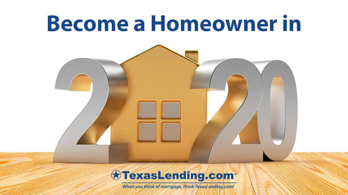 become a homeowner in 2020