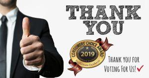 consumer's choice award