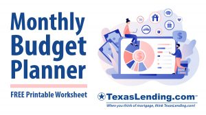 Monthly Budget Analysis