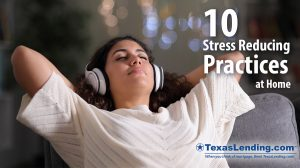 stress reducing practices