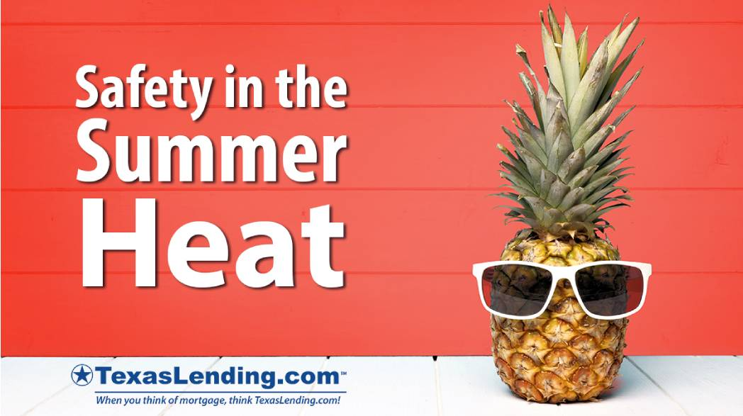 Safety in the Summer Heat